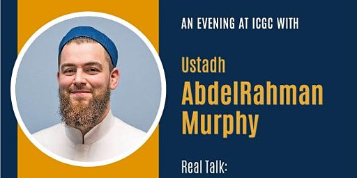 Monthly Community Dinner/Evening with Ustadh AbdelRahman Murphy
