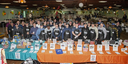 13th Annual Men Who Cook-TEAM Inc.