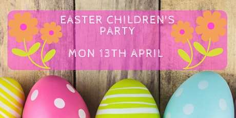 Children's Easter Party with Entertainer tickets