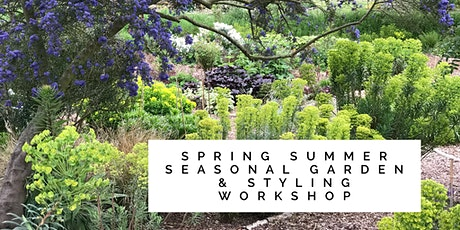 Spring/Summer Seasonal Garden & Styling Workshop tickets