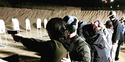 Women's Program-Pistol Night,   March 13, 2020