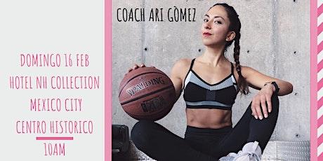 Sesión coaching mental para corredoras #SOYCORREDORA boletos