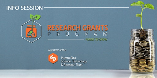 Info Session (UCC  Bayamón) - PRSTRT Research Grants Program