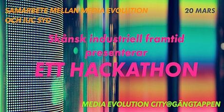 Hackathon för skånsk industriell framtid tickets