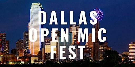 Dallas Open Mic Fest