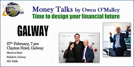 Money Talks. Galway, February 27th, 2020 tickets