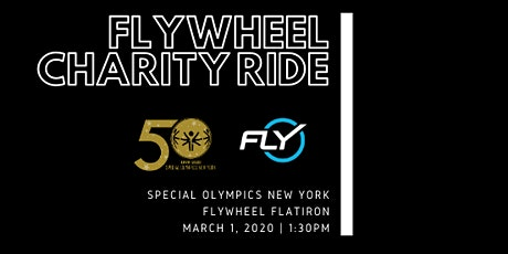 Annual Flywheel Charity Ride to benefit Special Olympics NY tickets