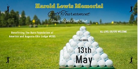 2nd Annual Harold Lewis Memorial Golf Tournament tickets