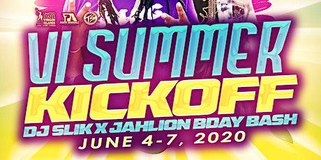 DJ SLIK & JAHLION BIRTHDAY BASH 2020 tickets