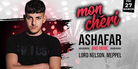 Ashafar x Lord Nelson Meppel tickets