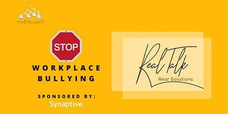 myEAcoach: Stop Workplace Bullying tickets