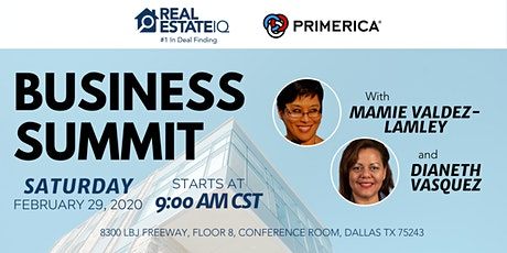 DFW - Business Summit tickets