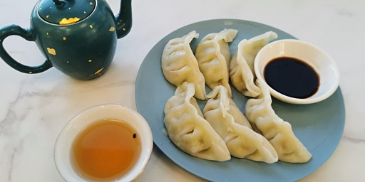 Chinese Vegan Dumpling Cookery Lesson