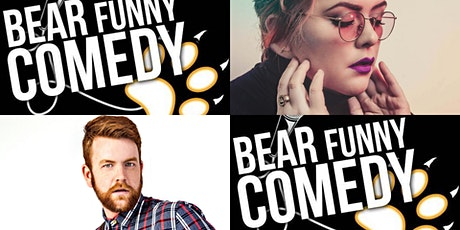 Bear Funny Comedy with Jayde Adams and Nic Sampson tickets
