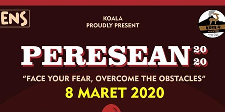 TRY OUT PERESEAN 2020 tickets