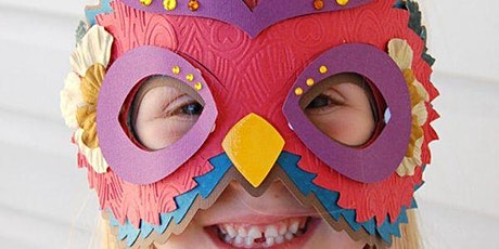 Carnival Mask Construction Atelier tickets
