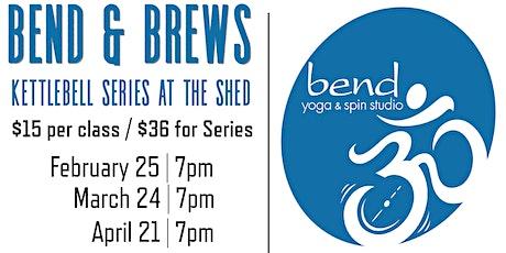 Bend & Brews tickets