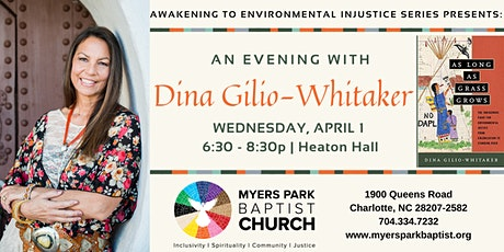 Awakening to Indigenous & Environmental Injustice with Dina Gilio-Whitaker tickets