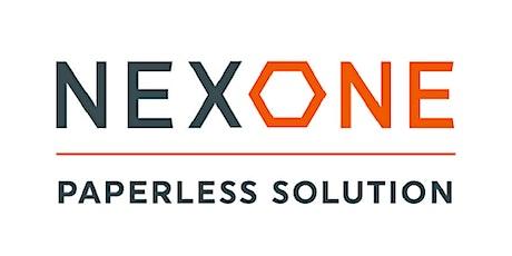 NexOne  - Webinaire pour le personnel administratif  (Fr) tickets