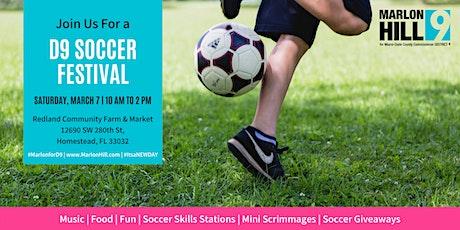 D9 Soccer Festival tickets