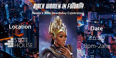 Black Women In Futurity