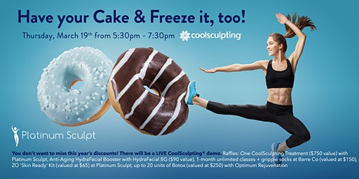 Have your Cake and Freeze it, too!