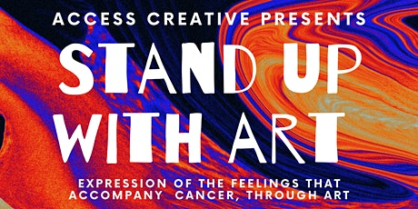 Stand up with Art tickets