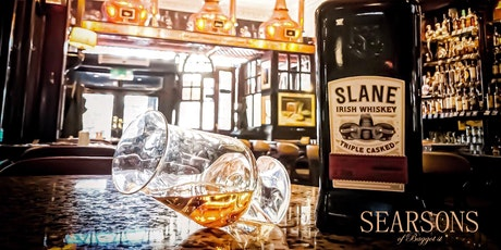 Slane Irish Whiskey Deconstructed with Alex Conyngham at Searsons. tickets