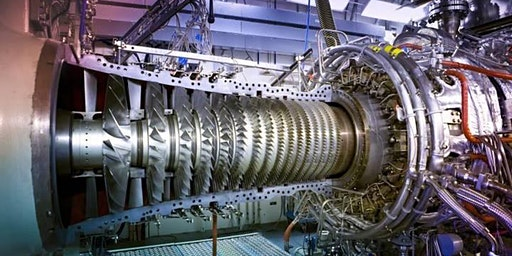 YPAC Calgary - Technical Talk and Tour: Gas Turbines and Compressors