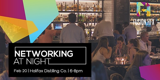 Networking At Night