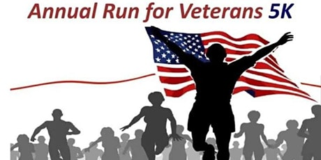 Annual Walk and Run for Veterans tickets