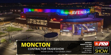 Home Hardware  Pro Contractor Show | Moncton, Monday March 16th billets