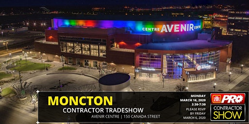 Home Hardware  Pro Contractor Show | Moncton, Monday March 16th