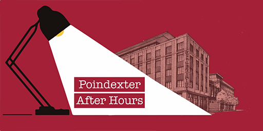 Poindexter After Hours presents: Rocky Martin's Borderlands