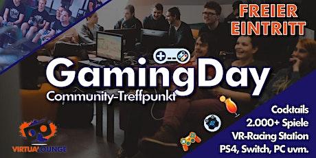 GamingDay - EröffnungsParty Tickets