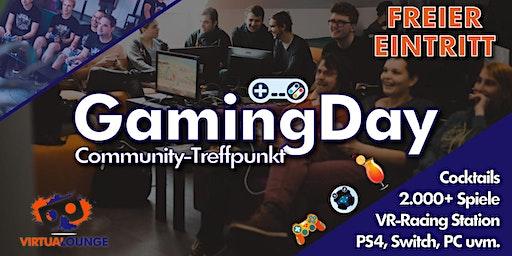 GamingDay - EröffnungsParty