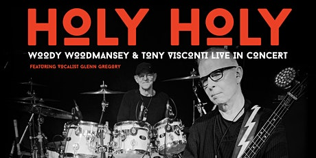 Tony Visconti, Woody Woodmansey and all-star band Holy Holy | The 1865 tickets