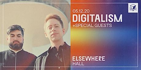 Digitalism @ Elsewhere (Hall) tickets
