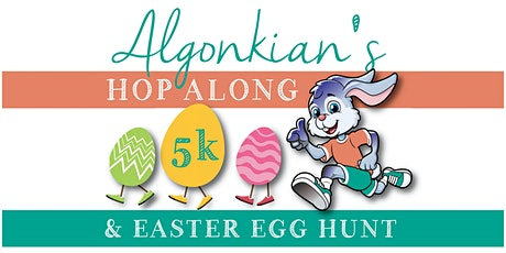 Algonkian Park's Hop Along 5k and Annual Egg Hunt tickets