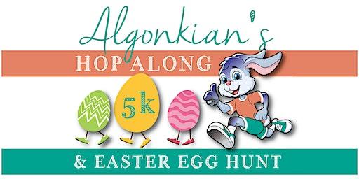 Algonkian Park's Hop Along 5k and Annual Egg Hunt