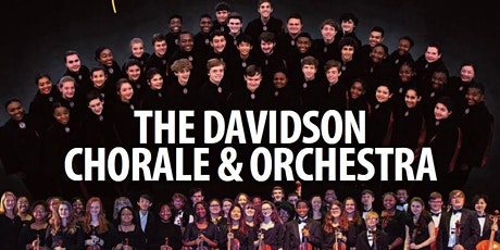 The Davidson Chorale & Orchestra concert at the American Cathedral in Paris billets