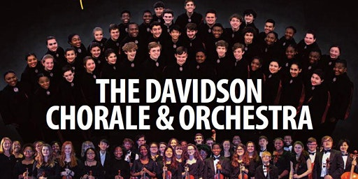 The Davidson Chorale & Orchestra concert at the American Cathedral in Paris