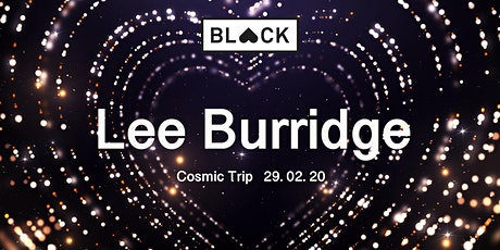 Black Heart presents Lee Burrdige entradas