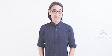 "Yusuke Obuchi, ""Arms Race"" tickets"