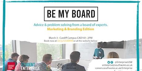 Be My Board // Bod yn Fwrdd I Mi tickets