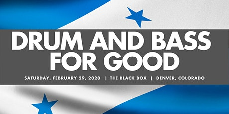 Drum and Bass for Good tickets