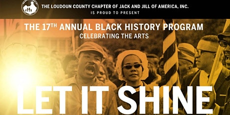Let It Shine: The Civil Rights Movement 1955-1968 tickets