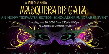 NCNW A Mid-Summer's Masquerade Gala tickets