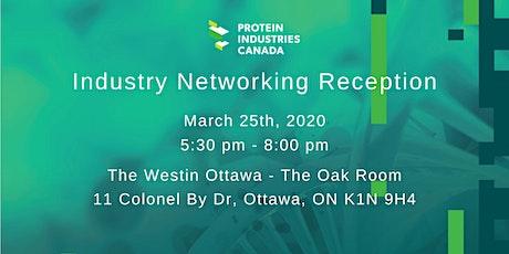 Industry Networking Reception - Ottawa tickets