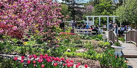 Garden Wedding Showcase Volunteering tickets